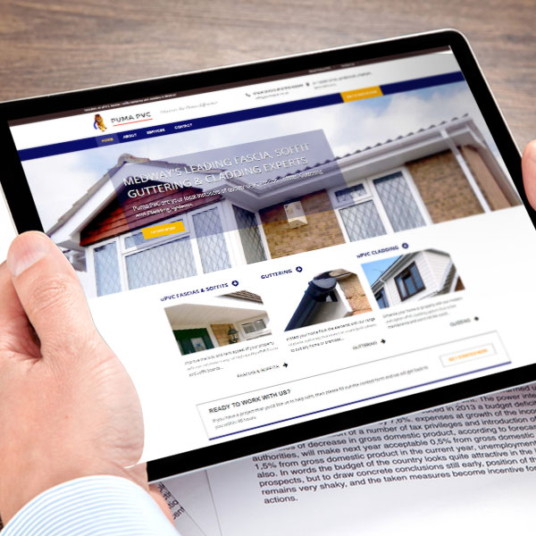web design for medway company feature