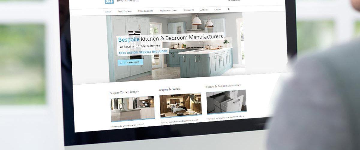 fitted kitchen website
